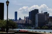 Sunbath in New York